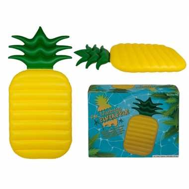 Camping ananas luchtbedden 165 cm kopen