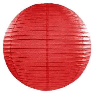 Camping  Bol lampion rood 50 cm kopen