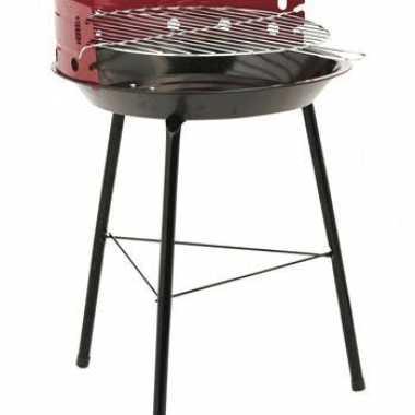 Camping  Driepoot barbecue met windscherm kopen