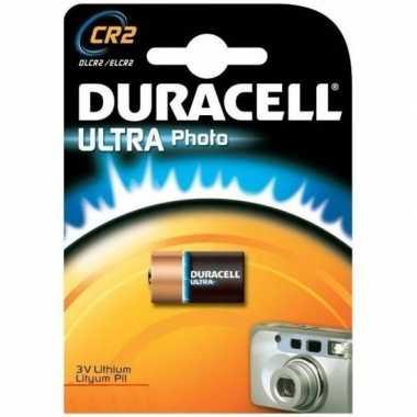 Camping duracell batterij ultra photo cr 2 kopen
