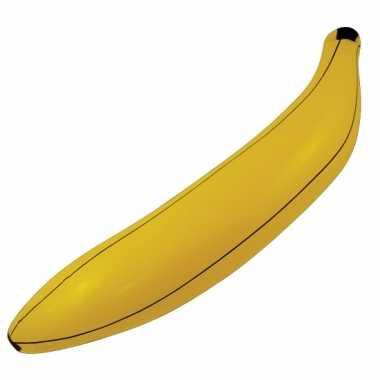 Camping  Gele opblaasbare banaan 73 cm kopen