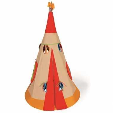 Camping indianen wigwam speeltent 190 cm kopen