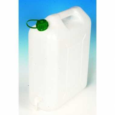 Camping  Jerrycan 20 liter met kraan kopen