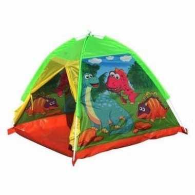 Camping jongens speeltentje dinosaurus kopen