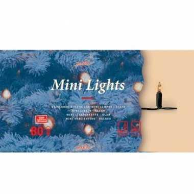 Camping  Kerstboom verlichting 80 lampjes kopen