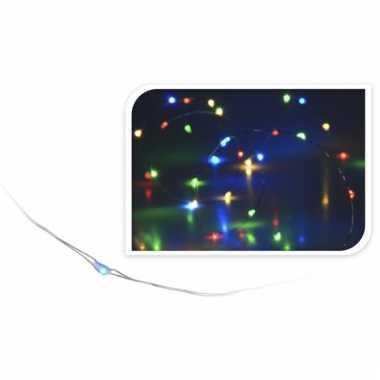 Camping Kerstverlichting Met 40 Gekleurde Led Lampjes Kopen