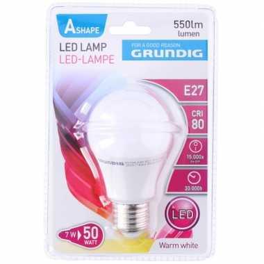 Camping led lamp 7 watt e27 energie besparend 550 lumen kopen