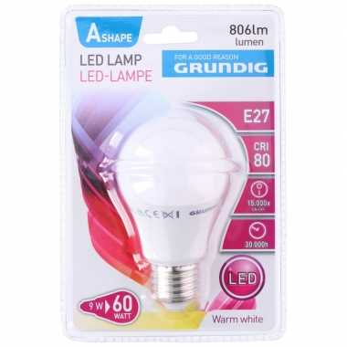 Camping led lamp 9 watt e27 energie besparend 806 lumen kopen