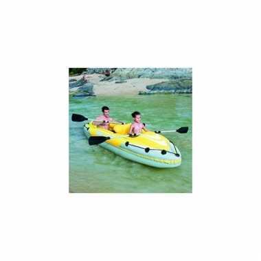 Camping  Luxe opblaasbare kayak 2 personen kopen