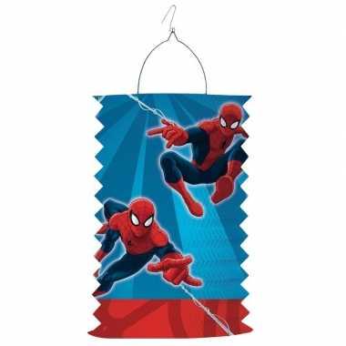 Camping marvel spiderman feestje treklampion 28 cm kopen