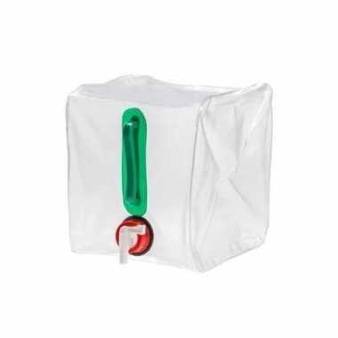 Camping plastic jerrycan / water reservoir 10 liter kopen