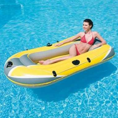 Ongekend Camping Rubber opblaasboot geel 228 cm kopen | Camping-spullen KD-38