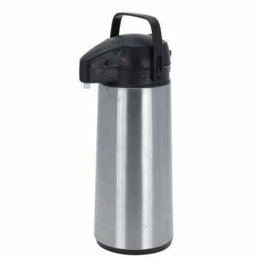 Camping rvs thermoskan/isoleerkan met pomp 1.8 liter kopen