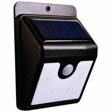 Camping solar tuinverlichting led wandlamp met sensor kopen