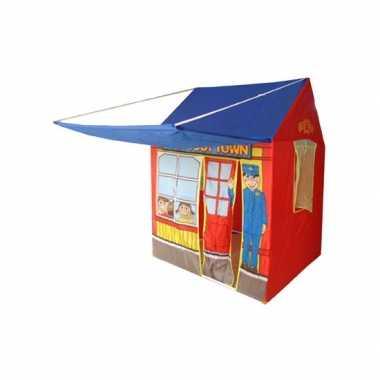 Camping  Speelgoed tent postkantoor kopen
