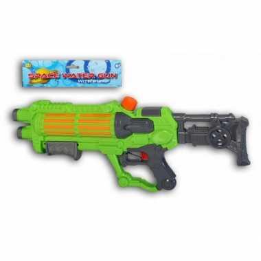 Camping speelgoed waterpistool met pomp 58 cm kopen