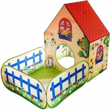 Camping speeltent/speelhuis tuinhuis 150 x 90 x 110 cm kopen