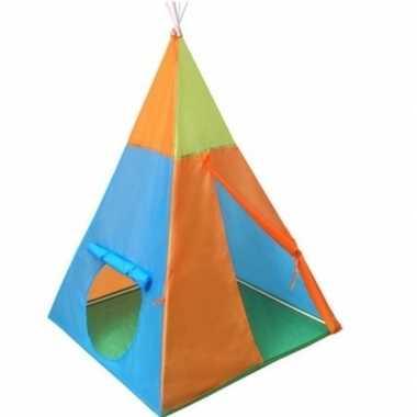 Camping speeltent wigwam voor kinderen 142 cm kopen