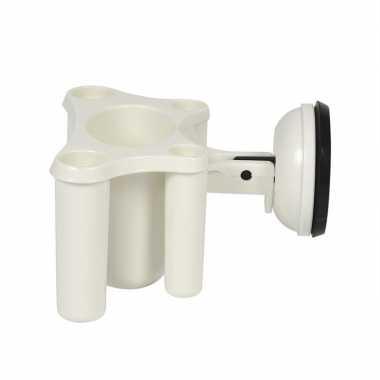 Camping stevige tandenborstel houder met zuignap badkamer accessoire