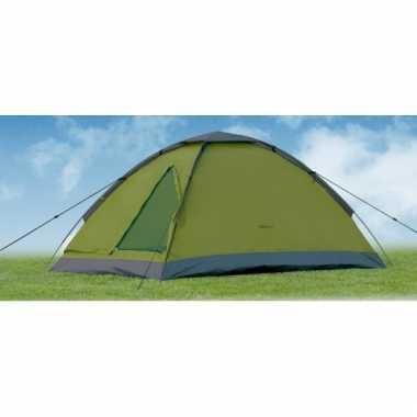Camping tent rood voor 2 personen kopen