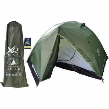 Camping tenten voor twee personen groen kopen