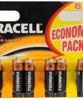 Camping 1 5 volt batterijen duracell 8 pak kopen