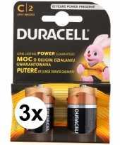 Camping 6 pack duracell batterijen cr14 kopen