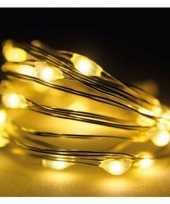 Camping 8x pakjes microverlichting warm wit met 60 led lampjes kopen