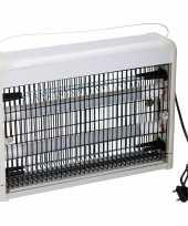 Camping elektrische uv muggenlamp 38 cm kopen