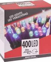 Camping gekleurde budget boomverlichting binnen en buiten 400 lampjes kopen
