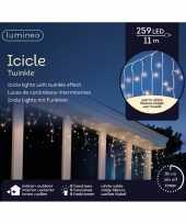 Camping ijspegel verlichting warm wit buiten 259 lampjes kopen