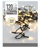 Camping kerstboomverlichting buiten 120 led lampjes kopen 10174307