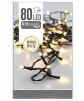 Camping kerstboomverlichting buiten 80 led lampjes kopen 10174302