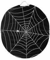 Camping papieren spinnenweb lampion 22 cm kopen