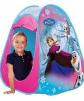Camping speelgoed tent van frozen kopen