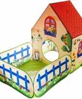 Camping speeltent speelhuis tuinhuis 150 x 90 x 110 cm kopen