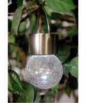 Camping tuin lamp bolletje met led licht kopen